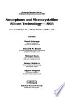 Amorphous and Microcrystalline Silicon Technology