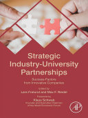 Strategic Industry University Partnerships