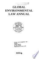 Global Environmental Law Annual