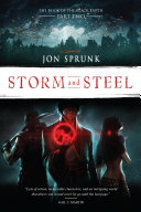 Storm and Steel Book PDF