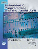 Embedded C Programming and the Atmel AVR