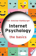 Internet Psychology Book