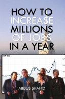 Pdf How to Increase Millions of Jobs In a Year