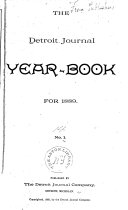 The Detroit Journal Year book
