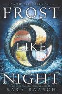 Frost Like Night Pdf/ePub eBook