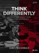 Think Differently Book