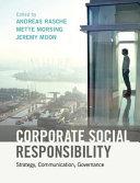 Thumbnail Corporate social responsibility