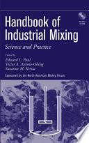 Handbook of Industrial Mixing Book