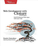 Web Development with Clojure