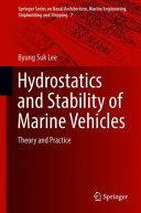Hydrostatics and Stability of Marine Vehicles