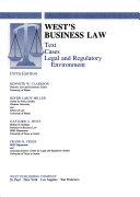 West s Business Law Book PDF