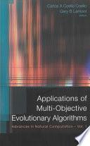 Applications of Multi Objective Evolutionary Algorithms