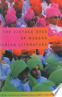 The Vintage Book of Modern Indian Literature