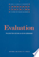 Evaluation Book