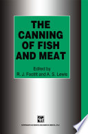 The Canning of Fish and Meat Book