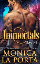 The Immortals - Books 1-3 Pdf/ePub eBook
