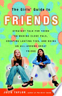 The Girls  Guide to Friends Book
