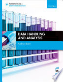 Data Handling And Analysis