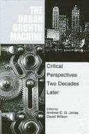The Urban Growth Machine