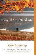 Here If You Need Me Pdf/ePub eBook