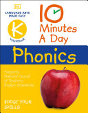 10 Minutes a Day Phonics Kindergarten Book