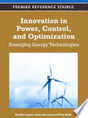 Innovation in Power  Control  and Optimization  Emerging Energy Technologies
