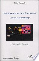 Neurosciences de l'éducation