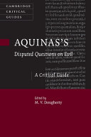 Aquinas's Disputed Questions on Evil
