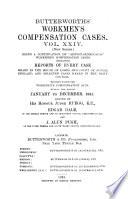 Butterworth's Workmen's Compensation Cases