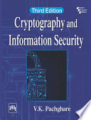 CRYPTOGRAPHY AND INFORMATION SECURITY, THIRD EDITION