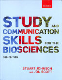 link to Study and communication skills for the biosciences in the TCC library catalog