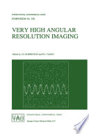 Very High Angular Resolution Imaging