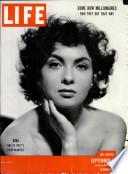 3 sept. 1951
