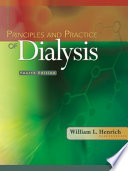 """Principles and Practice of Dialysis"" by William L. Henrich"