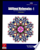 Additional Mathematics - 1: Additional Mathematics - for VTU Lateral Entry Students