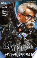 Batman  Arkham Unhinged  6