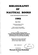 Bibliography of Nautical Books