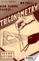 Study Guide : Trigonometry