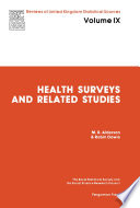Health Surveys and Related Studies