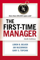 The First-Time Manager Pdf/ePub eBook