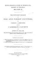 Report of Progress 1874 1889  A Z
