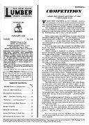 The New York Lumber Trade Journal