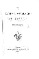 The English Governess in Russia