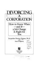Divorcing a Corporation