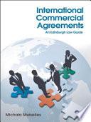 International Commercial Agreements An Edinburgh Law Guide
