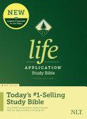 NLT Life Application Study Bible, Third Edition Pdf/ePub eBook