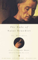 The Rule of St  Benedict in English