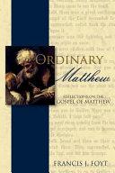 Ordinary Matthew