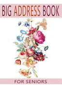 Big Address Book For Seniors