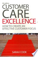 Customer Care Excellence Book